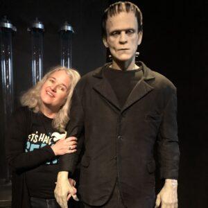 Lisa and the Frankenstein Monster